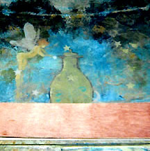 Fairy Jars of Love Mural