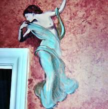 Pre-Raphaelite Woman