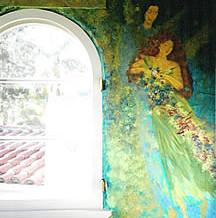 Fairy Family Mural