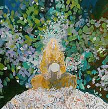 Fairy Queen Mural