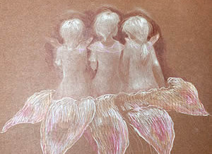 Flower Fairies Pastel