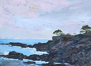 Shoreline Painting