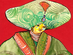 Magic Mystic Illustration