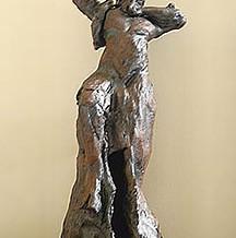 Satyr Dance Sculpture