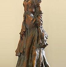 Starstruck Girl Sculpture