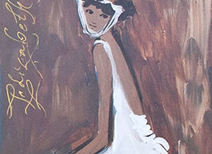 Second Woman in White